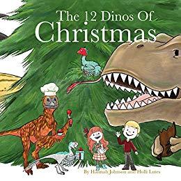 The 12 Dinos of Christmas