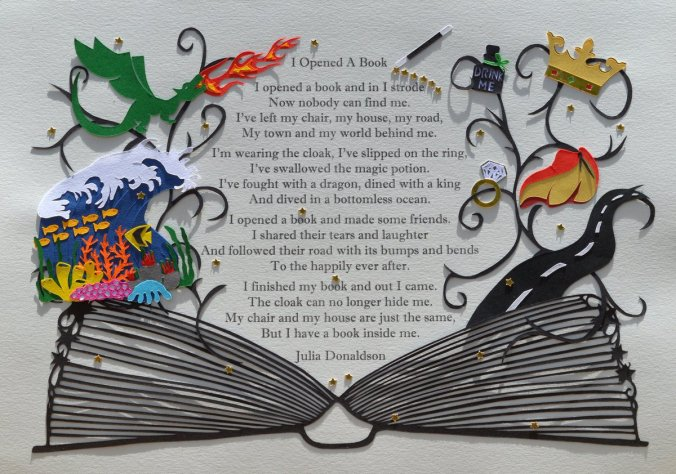 Julia Donaldson Poem